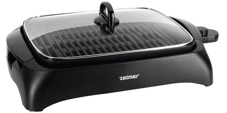 Grill elektryczny Zelmer 40Z011