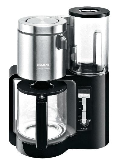 Ekspres do kawy przelewowy Siemens TC86303