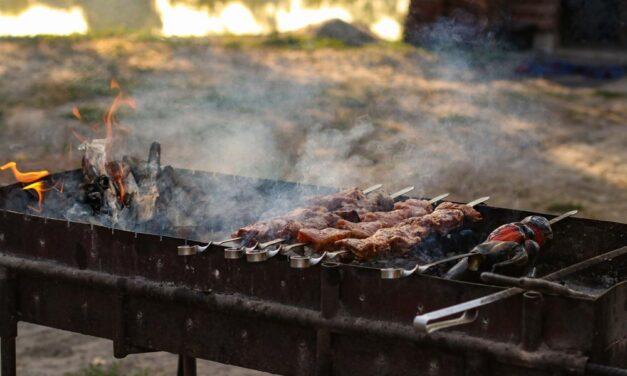 Najlepszy grill węglowy – Ranking 2021