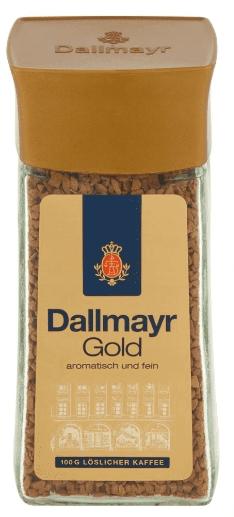 Dallmayr Gold rozpuszczalna