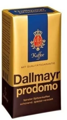 Kawa Dallmayr Prodomo Mielona 500G