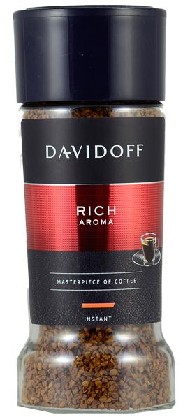 Kawa Davidoff Café Grande Cuvée Rich Aroma Rozpuszczalna