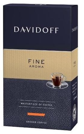 Kawa Davidoff Mielona Fine Aroma 250G
