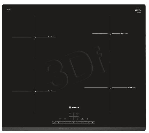Płyta indukcyjna Bosch PIE631FB1E