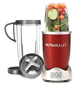 Blender do smoothie NutriBullet Red 600 Ekstraktor